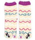 "Calcetines de mujer ""Tabi"" de dos dedos - Kurochiku (Kyoto)- Modelo Ribbon (Talla única 23-25 cm)"