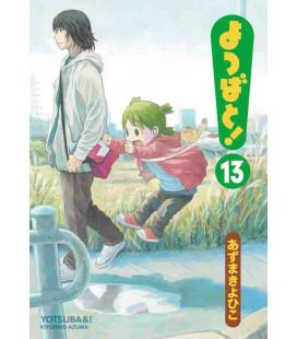 Yotsuba to! Vol.13
