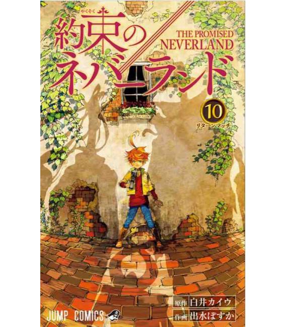 Yakusoku no nebarando (Promised Neverland) Vol. 10