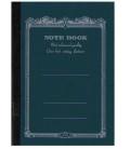 Apica CD15-NV Notebook (Tamaño B5 - Color azul marino - 68 páginas)