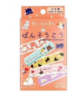 Tiritas Kurochiku - Made in Japan - Neko