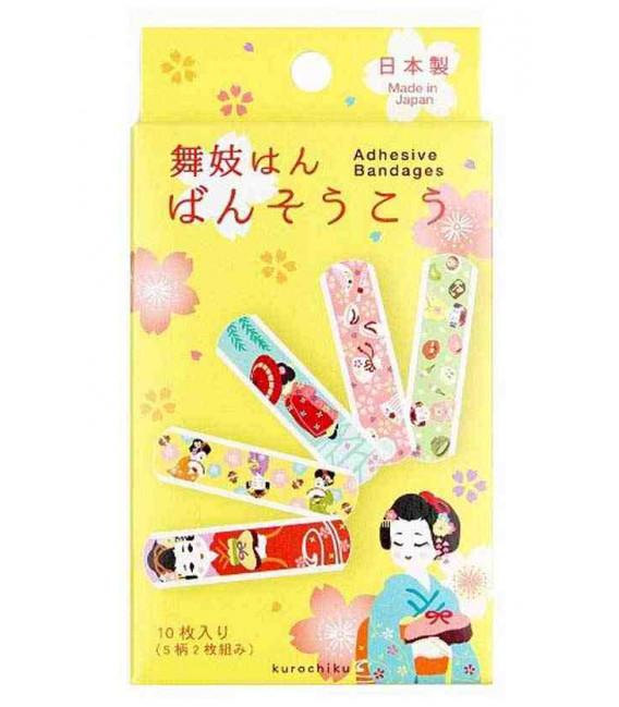 Tiritas Kurochiku - Made in Japan - Maiko