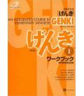 Genki: An Integrated Course in Elementary Japanese 1 - Workbook (2 edición-incluye CD-ROM MP3)