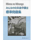 Minna no Nihongo - Nivel Intermedio 2 - Cuaderno de ejercicios (Chukyu 2 - Hyojun mondaishu)