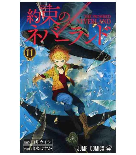 Yakusoku no nebarando (Promised Neverland) Vol. 11