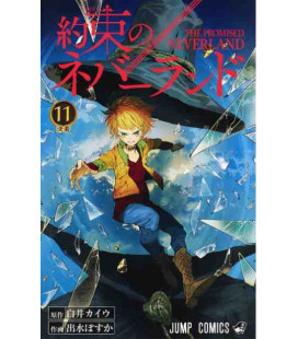 Yakusoku no nebarando (Promised Neverland) Vol. 11