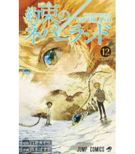 Yakusoku no nebarando (Promised Neverland) Vol. 12