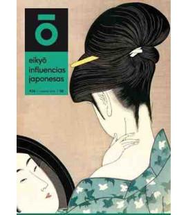 Eikyô, influencias japonesas - Verano 2019