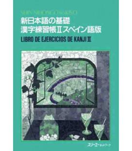 Shin Nihongo no kiso - Libro de ejercicios de kanji II