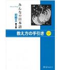 Minna No Nihongo Elemental 2 - Libro del profesor (Shokyu 2 - Oshiekata no Tebiki) Incluye CD