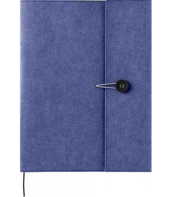 Portafolios japonés tamaño A4 - Modelo Kraft 1935KF - Color azul