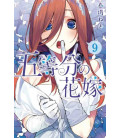 Go-tobun no Hanayome (The Quintessential Quintuplets) Vol. 9