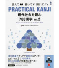 Practical Kanji - Reading topics and articles - 700 Kanji Vol.2 (Audios descargables)