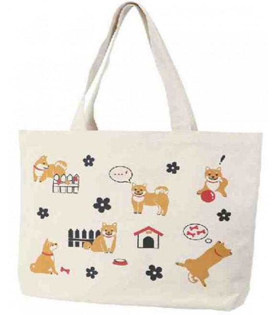 Bolso japonés Kurochiku (Kyoto)- Modelo Perros