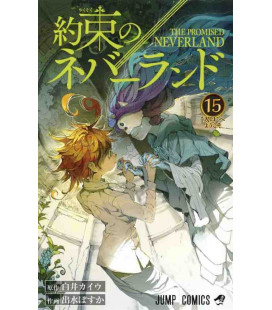 Yakusoku no nebarando (Promised Neverland) Vol. 15
