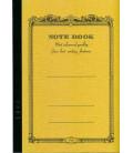 Apica CD11 Notebook (Tamaño A5 - Color amarillo maíz - Pauta rayada - 56 páginas)