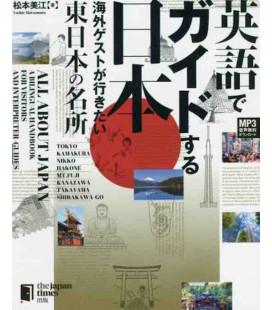 All about Japan: A Bilingual Handbook for Visitors - East Japan - Incluye descarga de audio