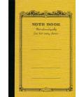 Apica CD10 Notebook (Tamaño A6 - Color amarillo maiz - Pauta rayada - 104 páginas)