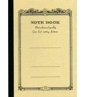Apica CD20 - Notebook (Tamanho B6 - Capa bege - Pautado - 64 folhas)