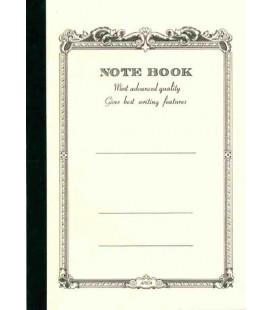 Apica CD20 - Notebook (Tamanho B6 - Capa branca - Pautado - 64 folhas)