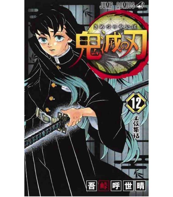 Kimetsu no Yaiba Vol. 12 - (Guardianes de la Noche)