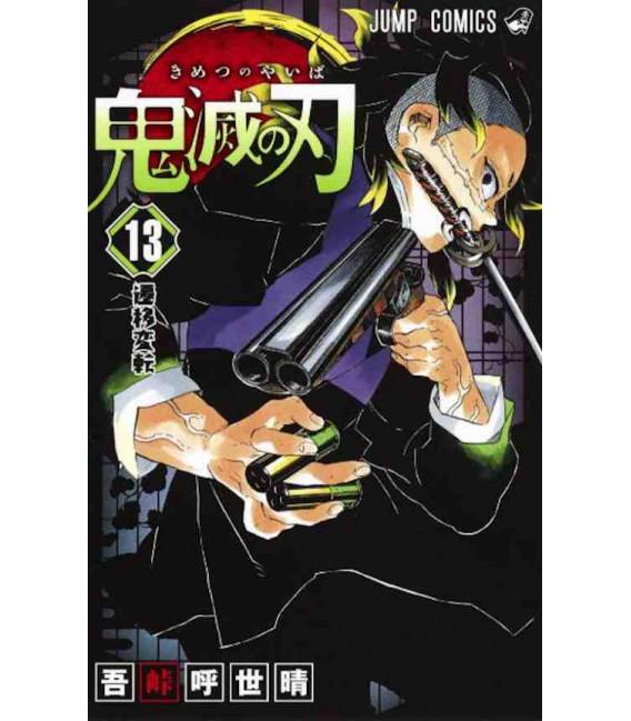 Kimetsu no Yaiba (Guardianes de la Noche) - Vol 13