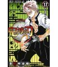 Kimetsu no Yaiba Vol. 17 - (Guardianes de la Noche)
