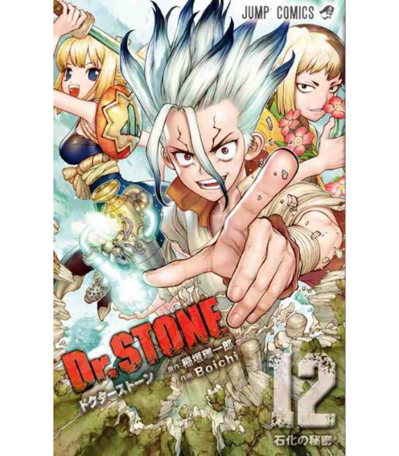 Dr. Stone (Vol. 12)