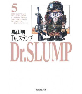 Dr. Slump 5 (Edición Aniversario Shukan Shonen Jump)