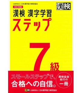 Preparación Kanken Nivel 7 - 4th edition