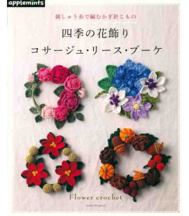 Flower Crochet - Incluye 46 diseños