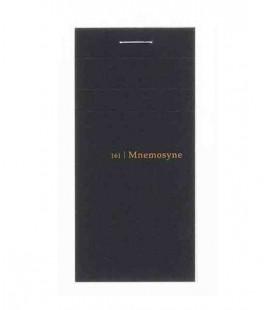 Maruman Mnemosyne Notebook (Tamaño A8 - Cuadrículas de 5 mm - 65 paginas)