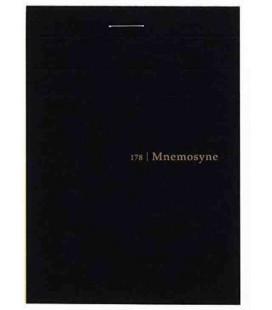 Maruman Mnemosyne Notebook N178 (Tamaño B7 - Cuadriculas de 5mm - 70 paginas)