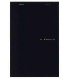 Maruman Mnemosyne Notebook - N188 (Tamaño A5 - Cuadriculas de 5mm - 70 paginas)