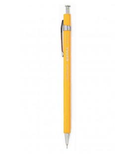 Bolígrafo Japonés Sierra (Carcasa madera de cedro) - Tinta Negra - Tamaño L - Color amarillo