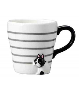 Decole - Furimuki Mug Dog