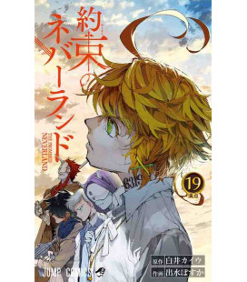 Yakusoku no nebarando (Promised Neverland) Vol. 19