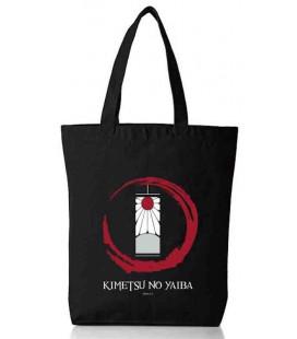 Kimetsu No Yaiba - Saco de lona - Merchandising Oficial
