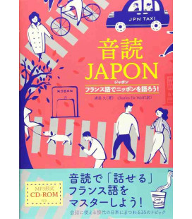 Ondoku Japon/ Let's talk about Japan in French (Incluye CD)