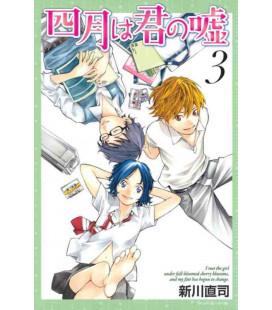 Shigatsu wa Kimi no Uso - Your Lie in April - Vol. 3