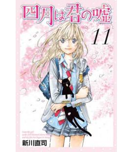 Shigatsu wa Kimi no Uso - Your Lie in April - Vol. 11