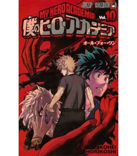 My Hero Academia Vol. 10