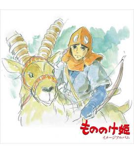 Joe Hisaishi - La Princesa Mononoke - Banda sonora original en vinilo - Edición limitada