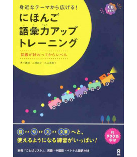 Nihongo Goiryoku Appu Toreeningu (Incluye CD)