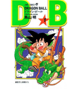 Dragon Ball - Vol 1 - Edición Tankobon