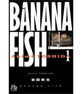 Banana Fish Vol. 1 - Edición bunko