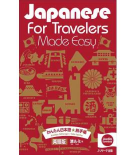 Japanese for Travelers Made Easy - Inclui áudio descarregável