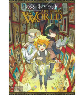 The Promised Neverland - Art Book World