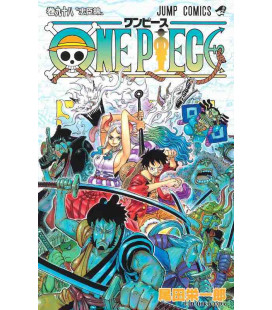 One Piece (Wan Pisu) Vol. 98