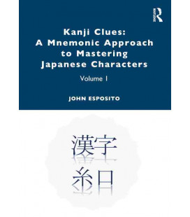 Kanji Clues: A Mnemonic Approach to Mastering Japanese Characters - Volume 1